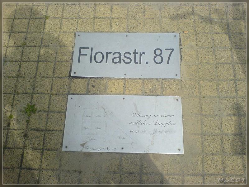 {bno} Florastr. 87, kein Spoiler ;)