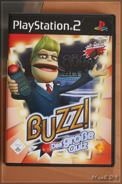 {buzz} Buzz! Das große Quiz
