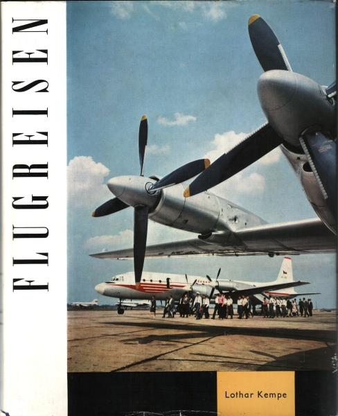 {gk} Cover: Flugreisen