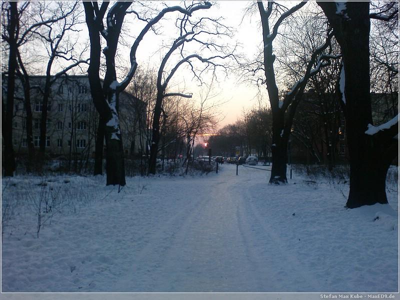 {inatn} Sonnenuntergang am 25.Januar