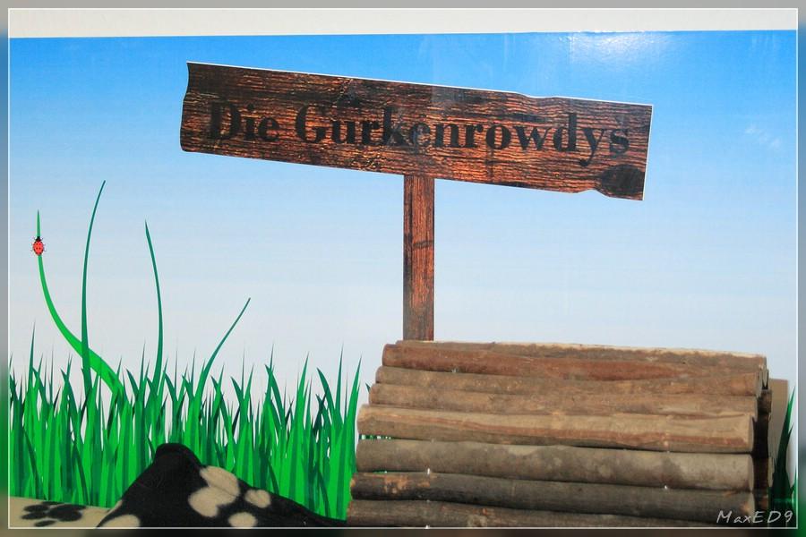 {msh} die Gurkenrowdys