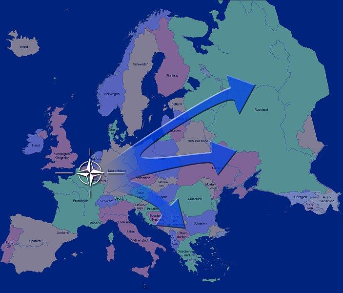 {psad} Metapher und Analogien (NATO-Osterweiterung)