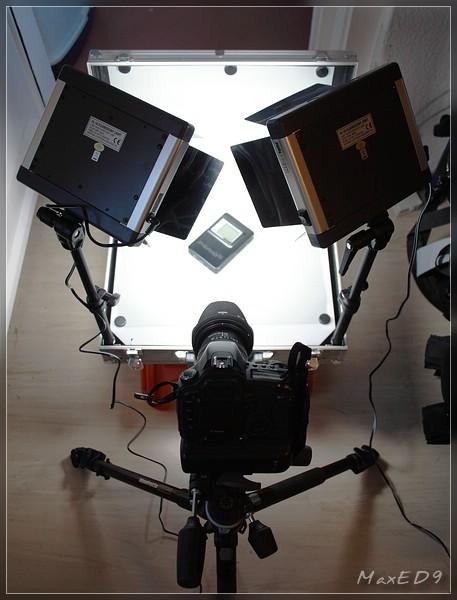 {psls} Studio-Setup