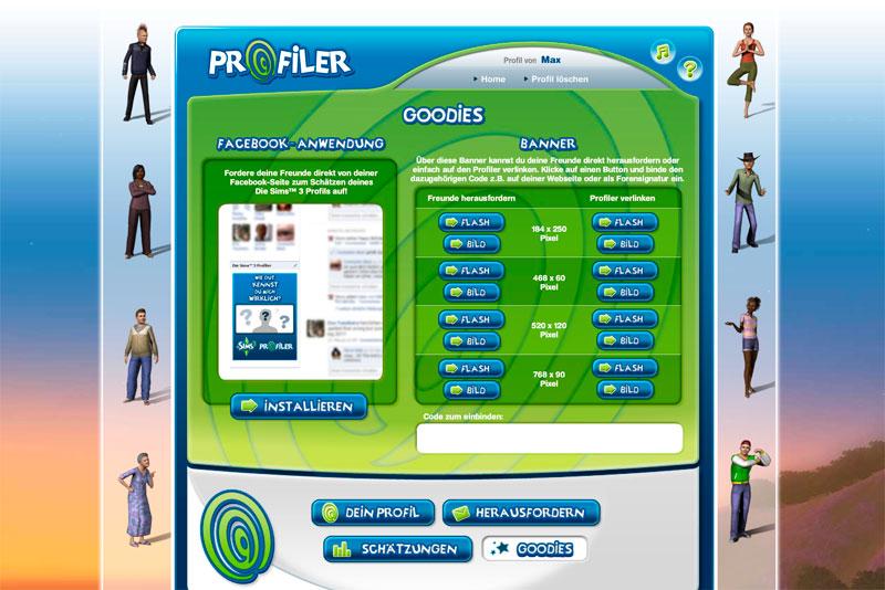 {s3} Badges für Facebook und eigene Website/Blog