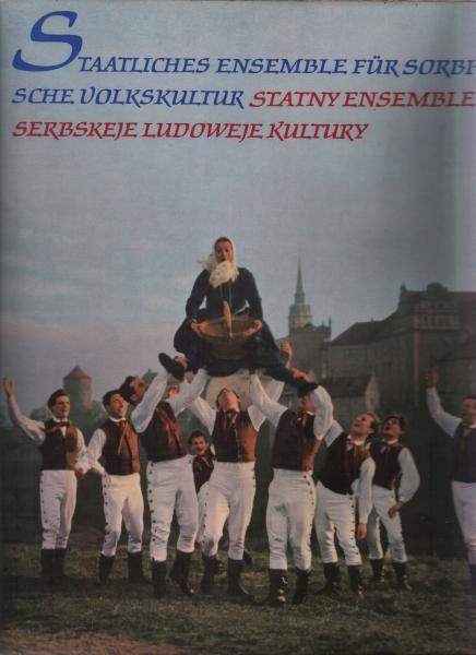 {gk} Cover: Staatliches Ensemble für sorbische Volkskultur