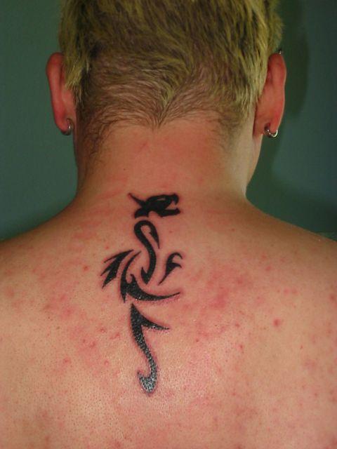 {tattoo} Tattoo (frisch)