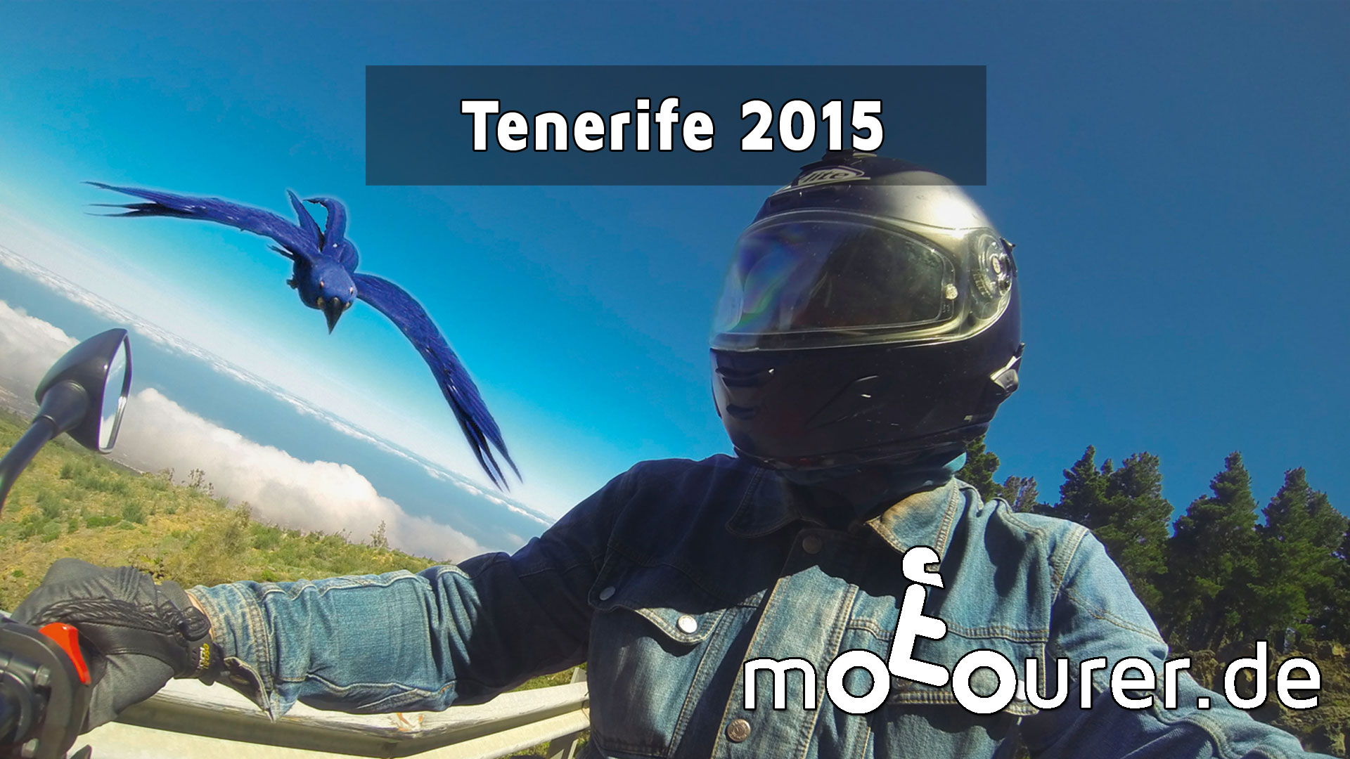 Tenerife 2015 - The Movie